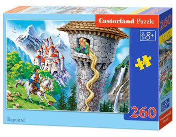 Castor, puzzle Roszpunka-Castorland