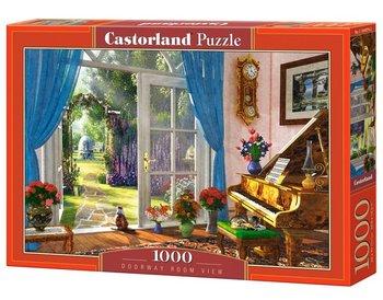 Castor, puzzle Widok z pokoju-Castorland
