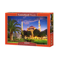 Castorland, puzzle Blue Mosque Turcja