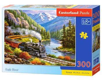Castorland, puzzle Eagle River-Castorland