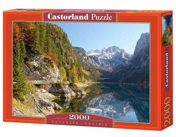Castorland, puzzle Gosausee Austria-Castorland