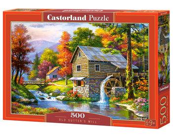 Castorland, puzzle Old Sutter's Mill-Castorland