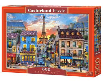Castorland, puzzle Streets of Paris-Castorland