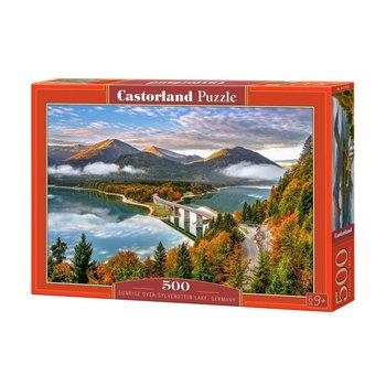Castorland, puzzle Sunrise Sylvenst Lake B-53353-Castorland