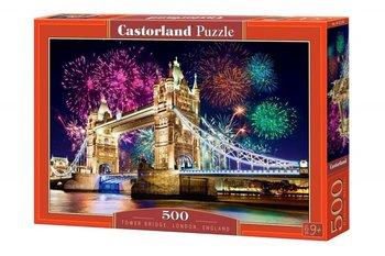 Castorland, puzzle Tower Bridge-Castorland