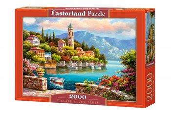 Castorland, puzzle tradycyjne Wiejski Ratusz-Castorland