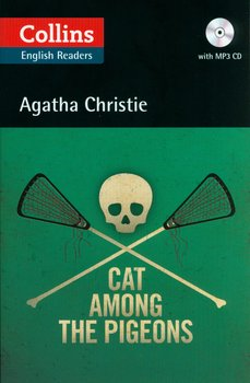 Cat Among the Pigeons-Christie Agatha