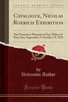 Catalogue, Nicolas Roerich Exhibition-Author Unknown