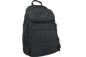 Caterpillar Ben II Backpack 83458-01, Unisex, plecak, Czarny-Caterpillar