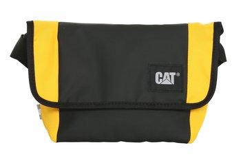 Caterpillar Detroit Courier Bag 83828-12, Unisex, torba, Czarny-Caterpillar