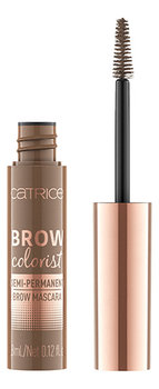 Catrice, Brow Colorist, tusz do brwi 015 Soft Brunette, 3 ml-Catrice