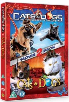 Cats and Dogs/Cats and Dogs: The Revenge of Kitty Galore (brak polskiej wersji językowej)-Peyton Brad, Guterman Lawrence