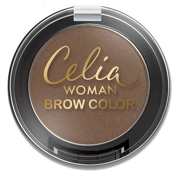 Celia, Woman Brow Color, cień do brwi 01 Blonde, 2,8 g - Celia