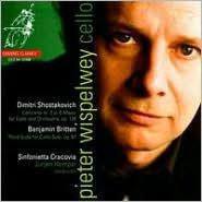Cello Concerto No. 2 / Third Suite for Cello Solo-Sinfonietta Cracovia