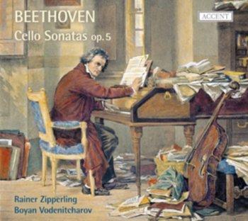 Cello Sonatas Op 5-Zipperling Rainer, Vodenitcharov Boyan