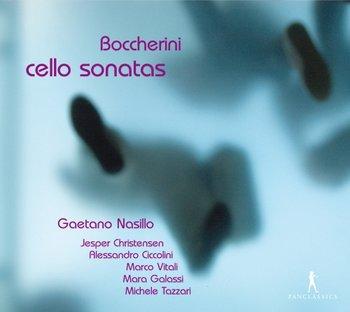 Cello Sonatas-Nasillo Gaetano