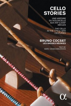 Cello Stories - Cocset Bruno