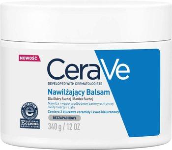 Cerave, balsam nawilżający, 340 g-CeraVe