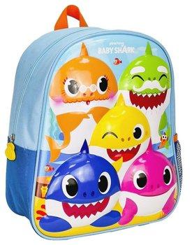 Cerda, plecak przedszkolny 3D, Baby Shark-Cerda