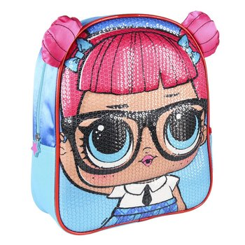 Cerda, plecak przedszkolny 3D, L.O.L. Surprise!-Cerda