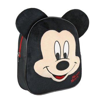 Cerda, plecak przedszkolny, Myszka Miki, czarny-Cerda