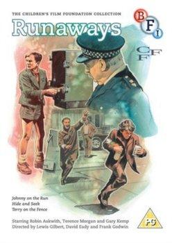 CFF Collection: Volume 5 - Runaways (brak polskiej wersji językowej)-Gilbert Lewis, Eady David, Godwin Frank