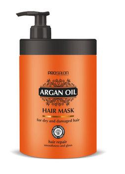 Chantal, Prosalon Argan Oil, maska do włosów z olejkiem arganowym, 1000 g-Chantal
