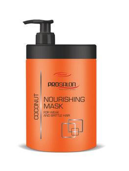 Chantal, Prosalon Nourishing, maska odżywcza do włosów Kokos, 1000 g-Chantal