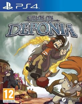 Chaos On Deponia-Daedalic Entertainment
