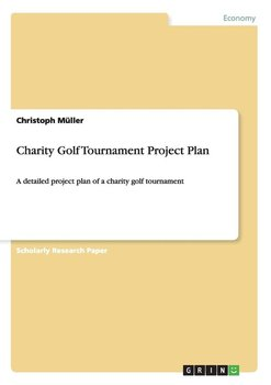 Charity Golf Tournament Project Plan-Müller Christoph