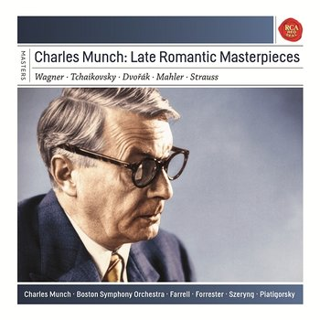 Charles Munch: Late Romantic Masterpieces-Charles Munch