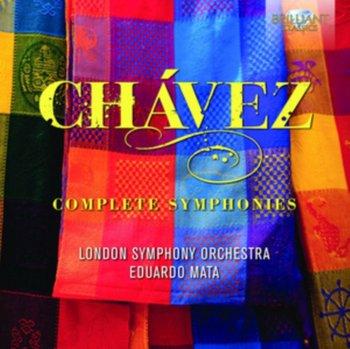 Chavez: Complete Symphonies-London Symphony Orchestra
