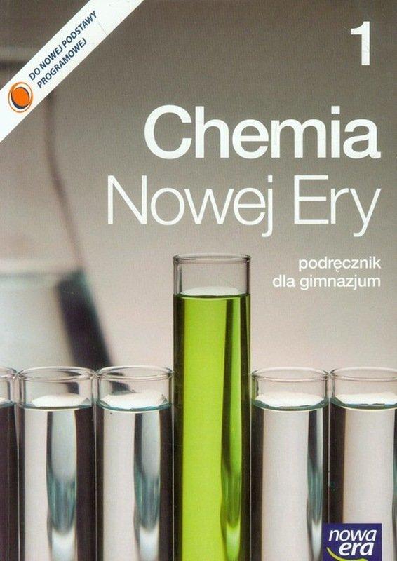 podręcznik chemia nowa era liceum