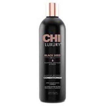 CHI, Luxury Black Seed Oil, odżywka do włosów suchych i zniszczonych, 355 ml-CHI