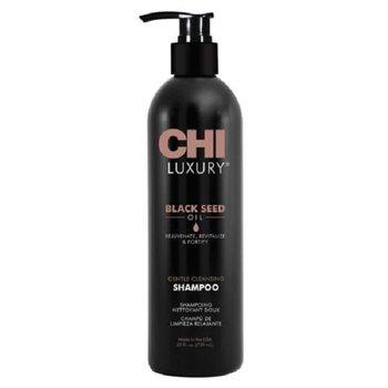 CHI, Luxury Black Seed Oil, szampon do włosów, 739 ml-CHI