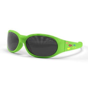 Chicco, Fluo, Okulary przeciwsłoneczne, Green, 0m+-Chicco