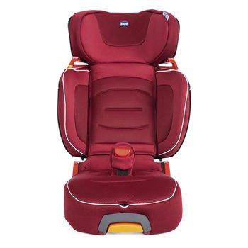 Chicco, Fold&Go, I-size, Fotelik samochodowy, 15-36 kg, Red Passion-Chicco