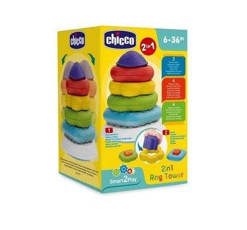 Chicco, Smart2Play, sorter Wieża, 2w1-Chicco