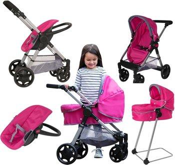 Chicco, wózek dla lalek 11w1 -Chicco