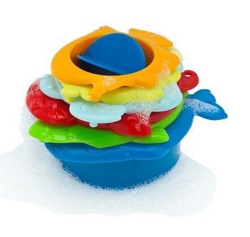 Chicco, zabawka do kąpieli Foremki Zwierzątka-Chicco