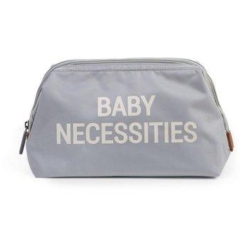 Childhome, kosmetyczka Baby Necessities, szara-Childhome