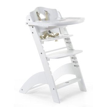 Childhome, Lambda 3, Krzesełko do karmienia, Biały-Childhome