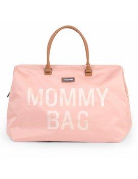 Childhome, Mommy Bag, Torba podróżna, Różowy-Mommy Bag