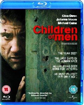 Children of Men (brak polskiej wersji językowej)-Cuarón Alfonso, Cuaron Alfonso