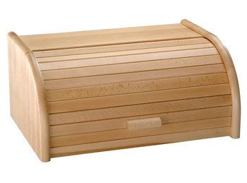 Chlebak bambusowy KESPER, 30x20x15 cm-Kesper