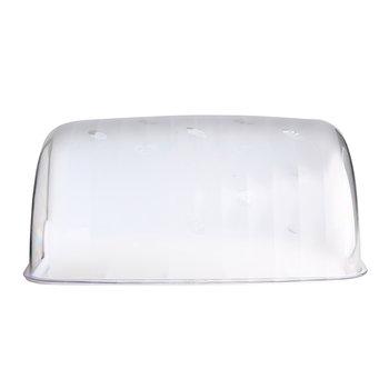 Chlebak BEROSSI Rondo, biały, 16x34 cm-BEROSSI