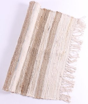 Chodnik dywan bawełna-juta : Wzór - Wzór 2-MIA home