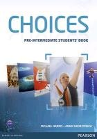 Choices Pre-Intermediate Students' Book - Harris Michael, Sikorzynska Anna