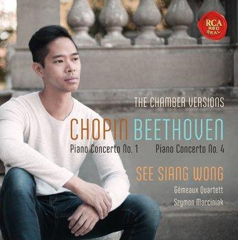 Chopin: Piano Concerto No. 1 & Beethoven: Piano Concerto No. 4 (Chamber Music Versions)-Wong See Siang