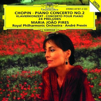 "Chopin: 24 Préludes, Op. 28 - No. 15 in D-Flat Major (""Raindrop"") - Maria João Pires"